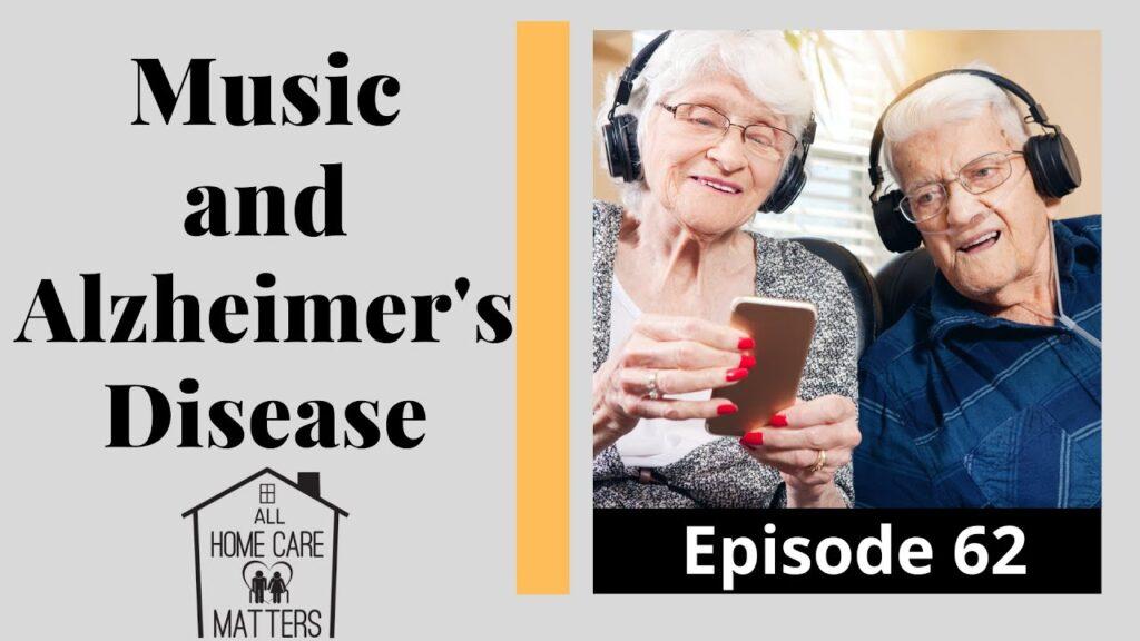 Music and Alzheimer's Disease