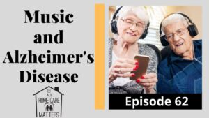 Music and Alzheimer's Disease