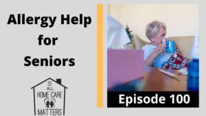 Allergy Help for Seniors
