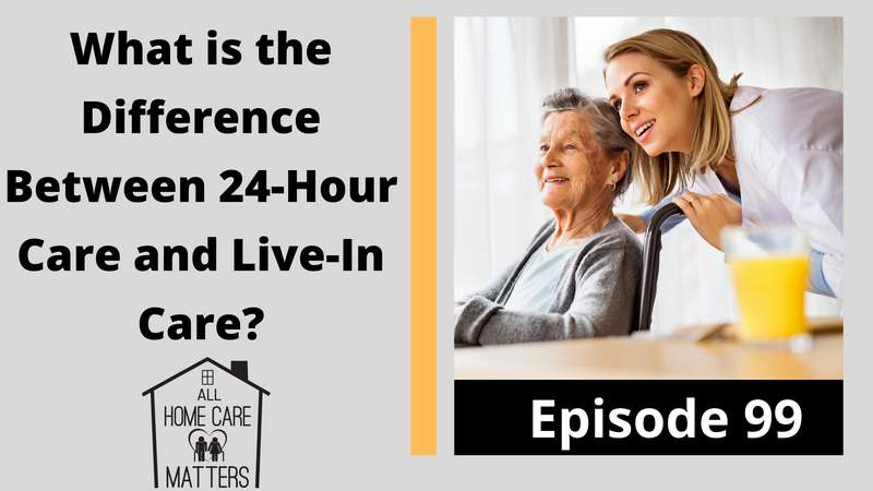 What is the Difference Between Live In Care & 24 Hour Care?