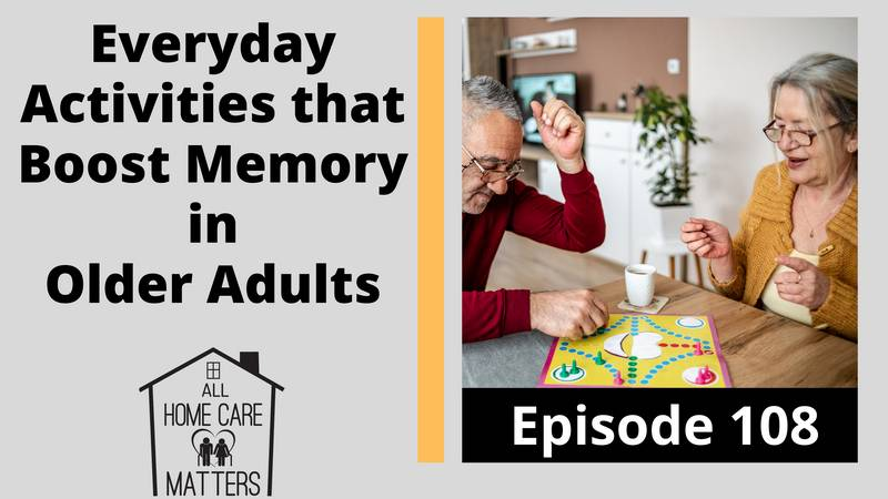 Cognitive Activities for Dementia and Older Adults