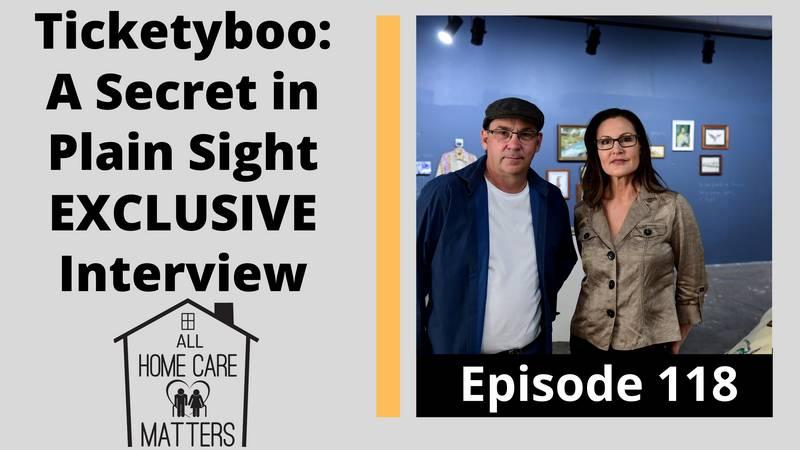 EXCLUSIVE Ticketyboo: A Secret in Plain Sight (New Dementia Film)